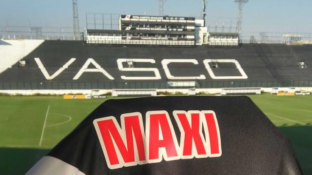 Maxi Lopez anuncia rescisão oficial com o Vasco após decisão da Justiça