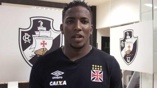 Jogador Thalles, do Vasco, morre em acidente no RJ