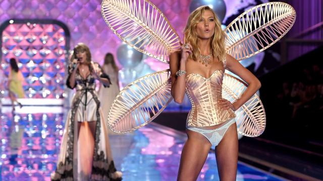 Karlie Kloss deixa a Victoria's Secret e cria polêmica com a marca