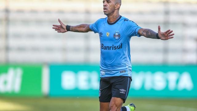 Tardelli comemora volta por cima no Grêmio após 'momento depressivo'