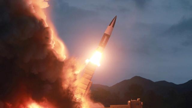 Teste de míssil dos EUA era para conter China
