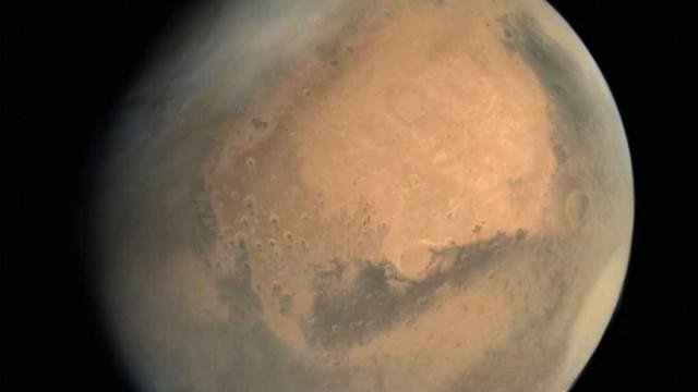 NASA prevê encontrar vida em Marte nos próximos dois anos