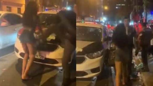 PM vai apurar caso de mulher agredida por militar sem motivo em SP