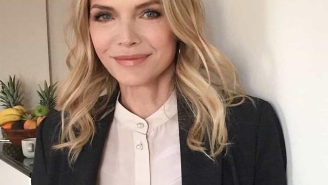 Michelle Pfeiffer afirma ter sofrido abuso de 'homem poderoso'