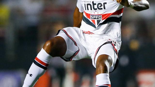 Jucilei vive expectativa de voltar a ser relacionado no São Paulo