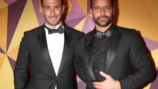 Ricky Martin e Jwan Yosef anunciam o nascimento do quarto filho