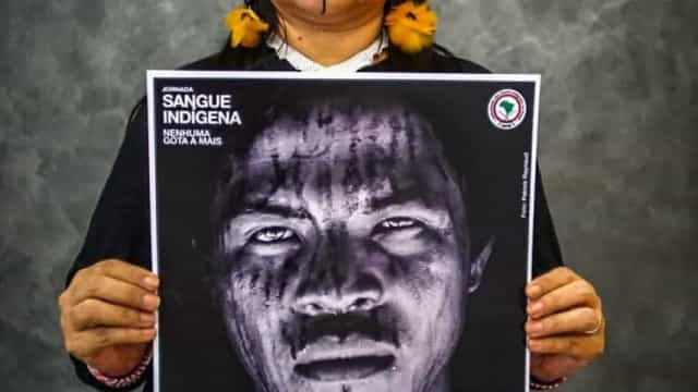 Delegação indígena denuncia violações ao Parlamento Europeu