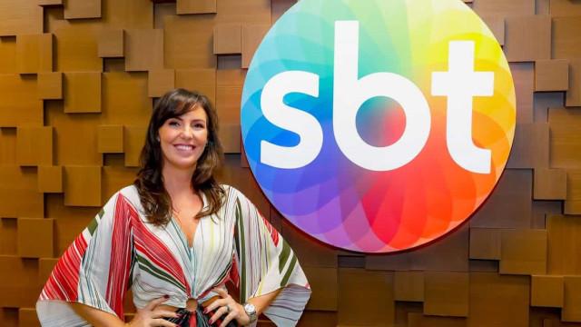 Glenda Kozlowski assina contrato com o SBT para apresentar reality show