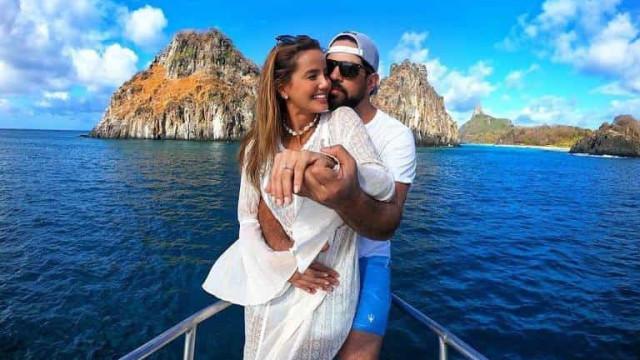 Sertanejo Sorocaba vai se casar com Miss DF 2018 no próximo domingo