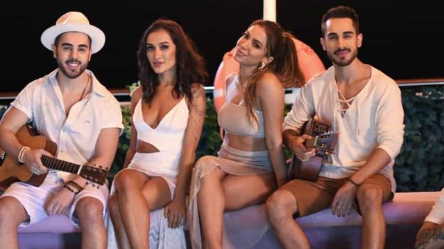 Anitta e Melim lançam parceria com música 'Meu Mel'