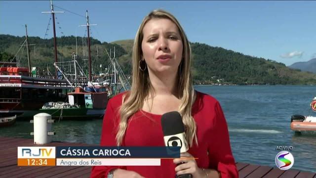 Repórter desmaia ao vivo na Globo no meio de entrevista na rua