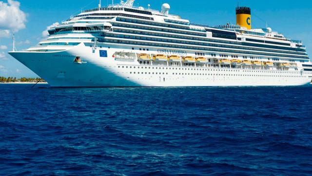 Sessenta mil turistas chegam ao Rio em novos navios de cruzeiros
