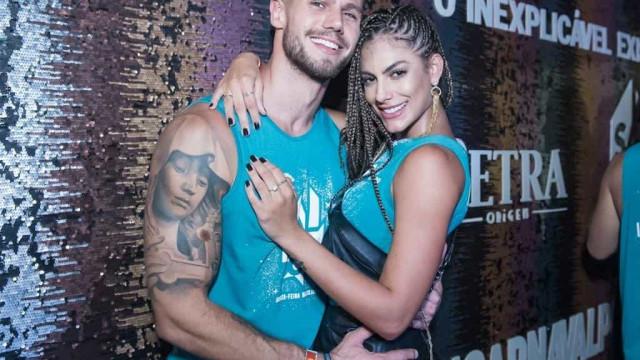 Jonas Sulzbach defende Mari Gonzalez de indireta da Anitta sobre BBB
