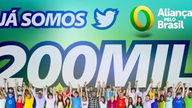 Partido de Bolsonaro vira piada após divulgar imagem manipulada