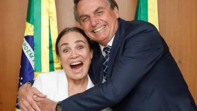 Regina Duarte deve R$ 319 mil por irregularidades com Lei Rouanet