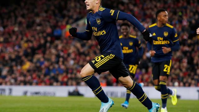 'Posso jogar pelo Brasil ou pela Itália', diz Gabriel Martinelli