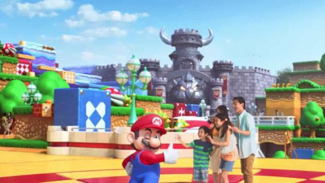 Novo parque da Universal em Orlando terá área da Nintendo