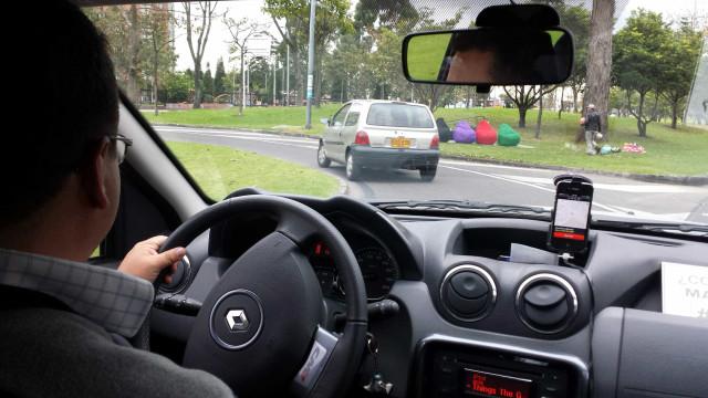 Motorista do Uber acaba banido após gravação de assédio