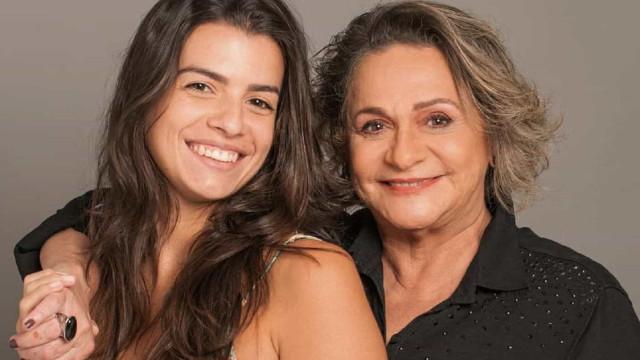 Fafy Siqueira revela namoro com cantora 35 anos mais jovem