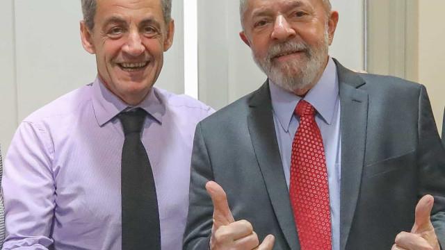 Lula fala sobre a extrema-direita com ex-governantes europeus