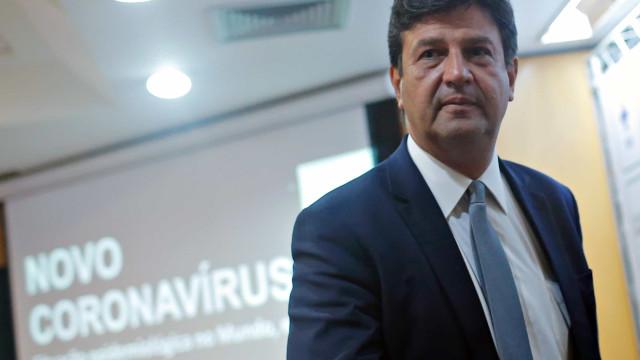 Governo considera imprevisível reação de ministro da Saúde