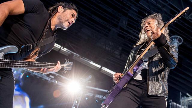 Show do Metallica é destaque desta segunda de quarentena