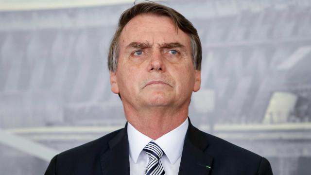 Bolsonaro liga força de ato a recuo do Congresso