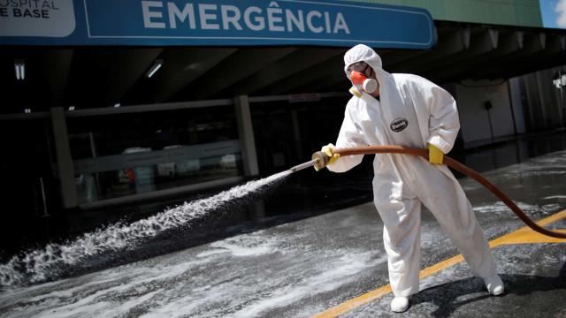 Brasil tem 42 novas mortes por coronavírus, e total de óbitos vai a 201