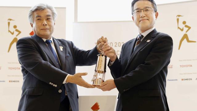 Chama olímpica ficará em Fukushima até o final do mês