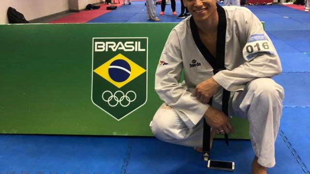 Ícaro Miguel se torna líder do ranking mundial do tae kwon do