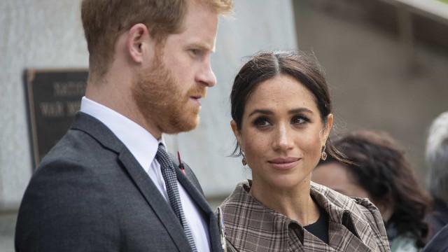 Charles pagará R$ 12,9 milhões por segurança de Harry e Meghan nos EUA