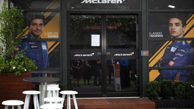 McLaren define cortar salários de Sainz e Norris durante pandemia