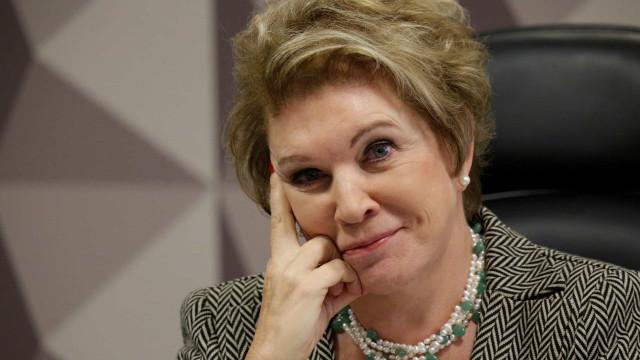 Marta Suplicy filia-se ao Solidariedade e pode concorrer nas eleições