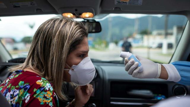 Maioria com coronavírus na cidade de São Paulo tem até 49 anos