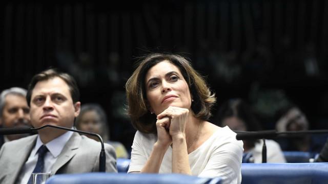 Alexandre Garcia fala de Giuliana Morrone e recebe apoio de Bolsonaro