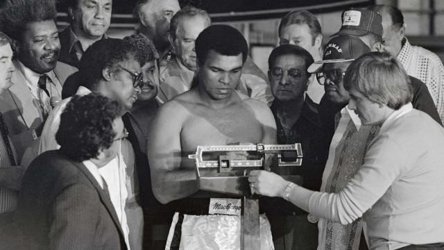 Muhammad Ali x Sonny Liston 2: 55 anos do 'golpe fantasma'