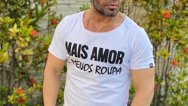 Eduardo Costa é criticado na web após fazer preenchimento labial