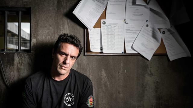 Rodrigo Lombardi faz homenagem e recorda encontro com Nick Cordero