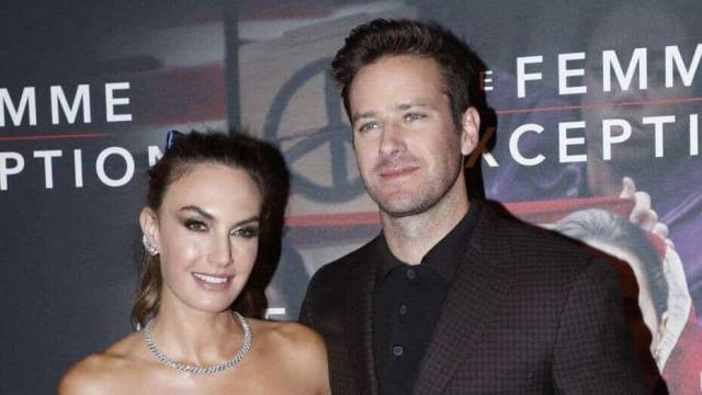 Hammer e Elizabeth Chambers anunciam separação após dez anos casados