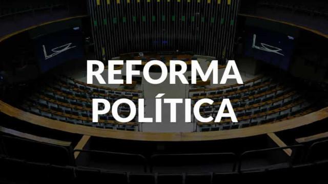 Congresso 'esquece' reforma política