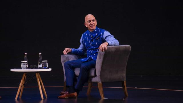 Fortuna de Jeff Bezos cresce US$ 13 bilhões em um único dia