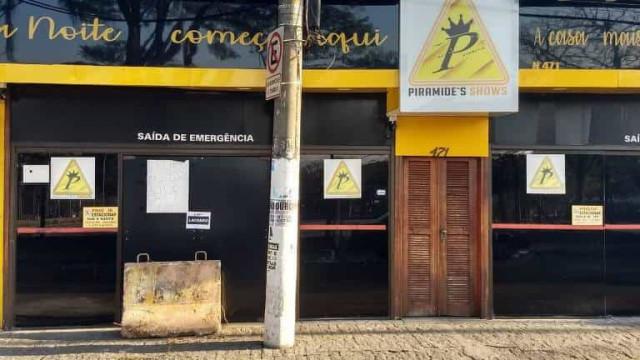 Bar com 400 pessoas é fechado na Grande São Paulo