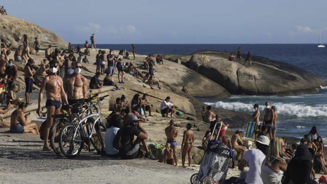 Covid-19: Brasil registra mais 561 mortes; total chega a 94.665