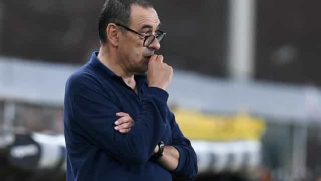 Juventus demite Maurizio Sarri após eliminação na Liga dos Campeões