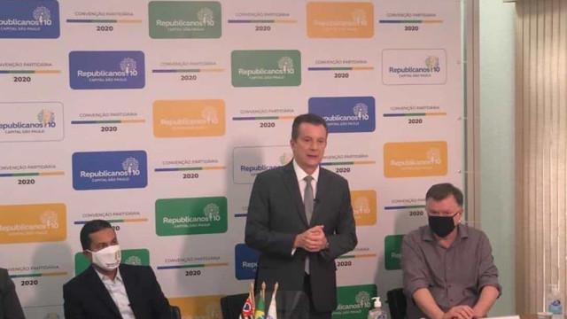 Russomanno chama advogado Marco da Costa para vice