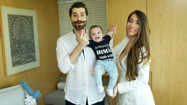 Alok e Romana Novais anunciam que nome da filha que esperam será Raika