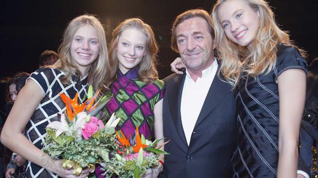Ex-diretor da Elite Models na Europa investigado por estupro de modelos