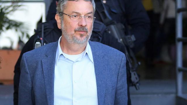 Delação de Palocci sobre BTG e Lula não tem provas e foi baseada em notícias de jornais, diz PF