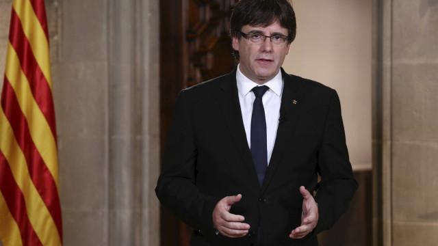 Catalunha pode declarar independência unilateral nesta terça