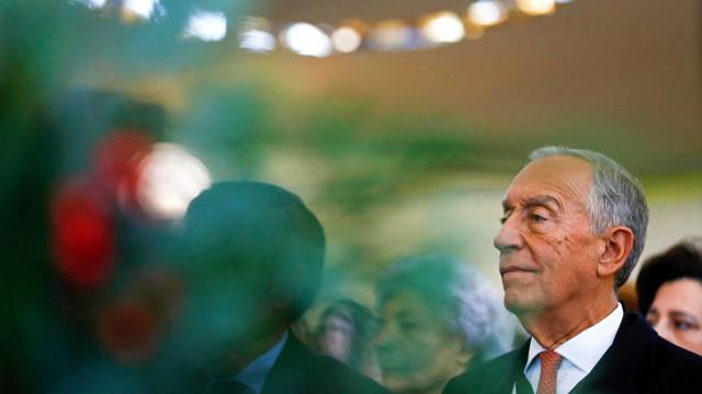 Presidente de Portugal é internado para ser operado